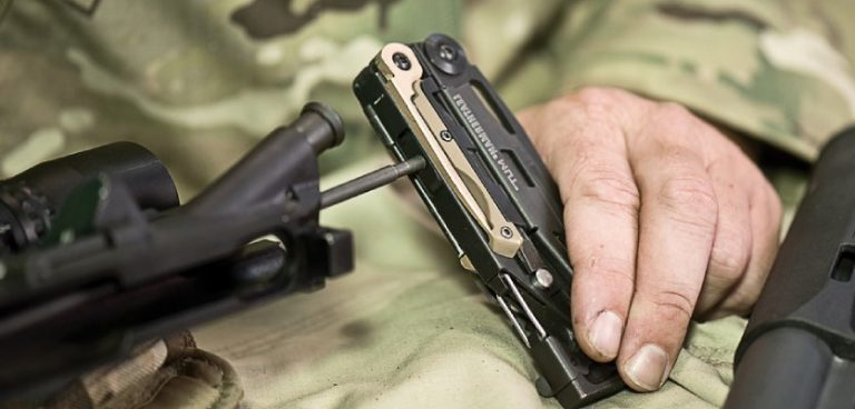 Best Leatherman for Military