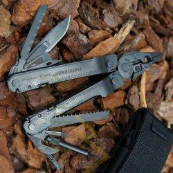 Leatherman Super Tool 300 EOD Multitool, Black