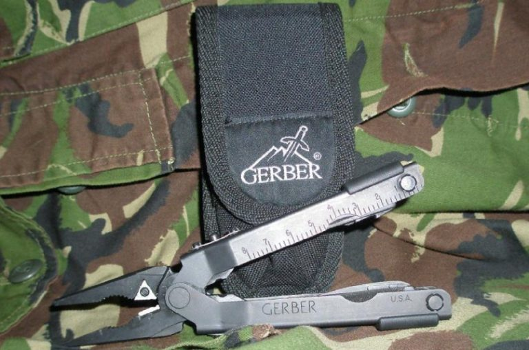 Gerber MP600 Review