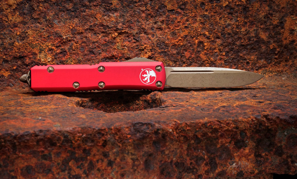 Microtech otf auto knife